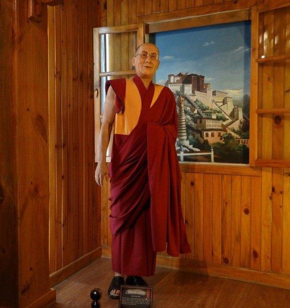 """láma - Dalai Láma: """"Egyre nagyobb házunk, s egyre kisebb családunk van"""""""