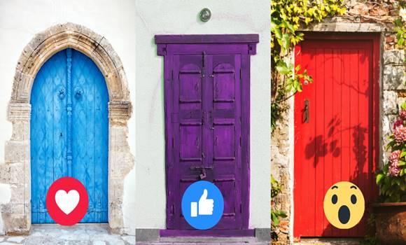 bökj - Bökj rá az egyik ajtóra, és tudd meg, hogy mi hiányzik a boldogságodhoz!