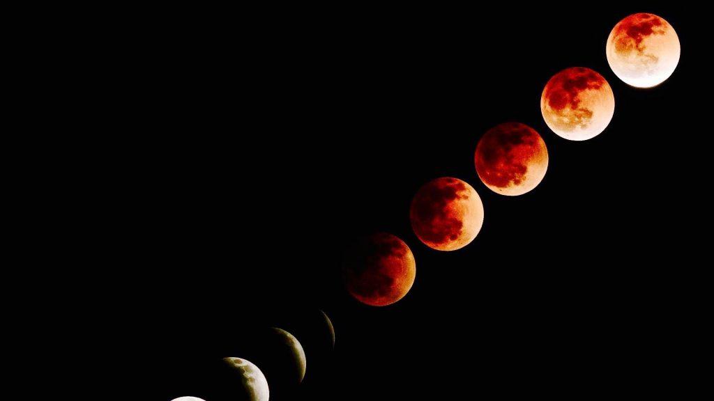 vérhold 1024x576 - Július 27 vérhold és teljes holdfogyatkozás: Gyökeres változásokat hoz