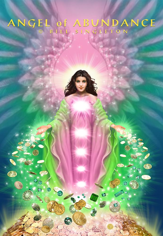 pénzáradat - Megnyugtató angyali üzeneted szombat éjszakára: A bőség angyala vagyok, Isten gondoskodik arról, hogy megkapd a számodra szükséges pénzt!