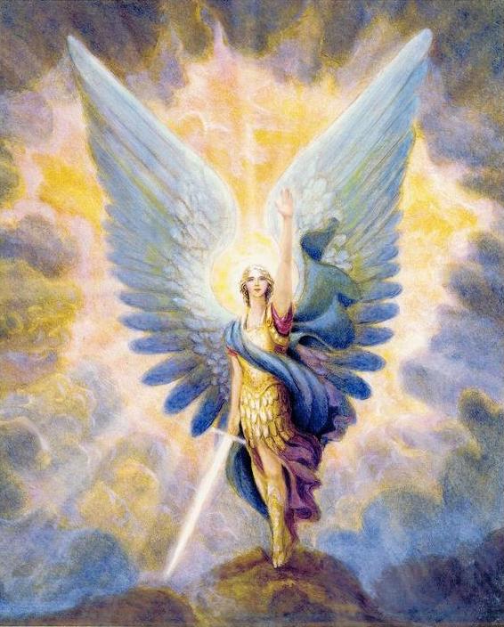 angy12 - Angyali üzeneted vasárnapra: higgy önmagadban, és hidd el, hogy Isten és az angyalok melletted állnak