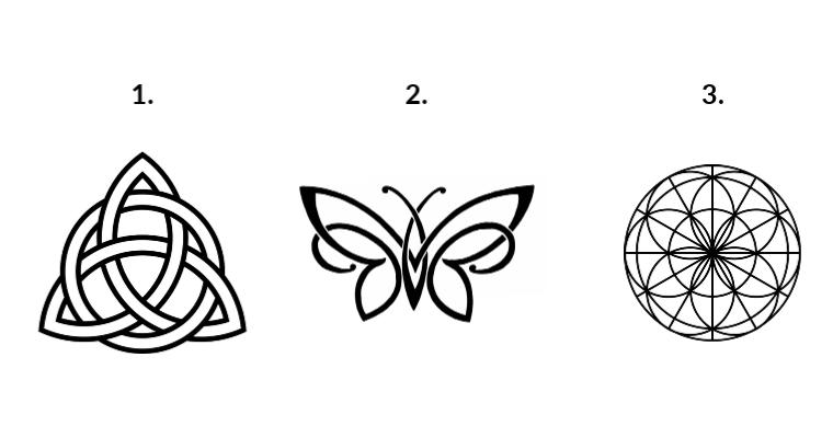 szimbolumok - Kíváncsi vagy, mi vár rád a 2019-es évben? Válassz egyet az alábbi szimbólumok közül!
