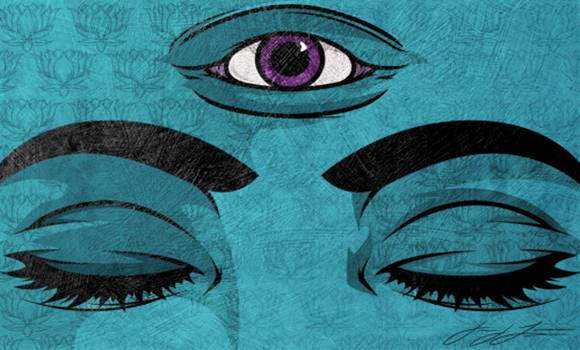 szemed - Ezeket tapasztalod, ha kinyílik a Harmadik Szemed