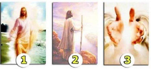 képből - Ebből a három képből az egyik nagy hatással lesz az életedre