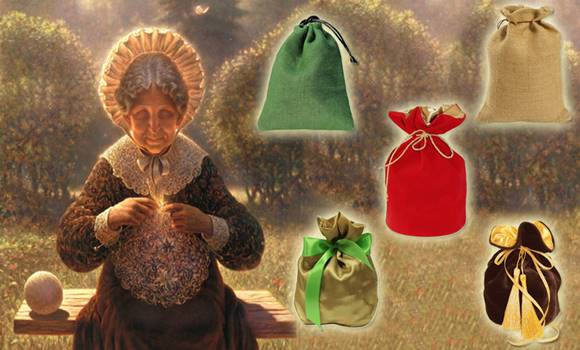 varázsló - Ez a varázsló ajándékot készített: válassz egy zsákot, és megmutatjuk mi a te ajándékod!