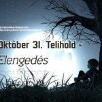 Elengedes 150x150 - Október 31. Telihold - Elengedés